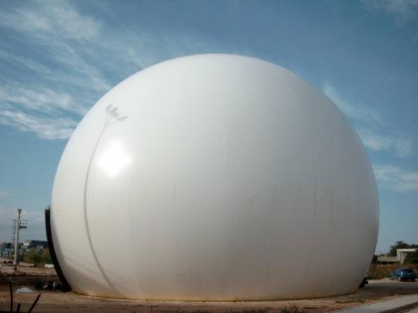 膜结构污水池加盖工程报价包括的内容