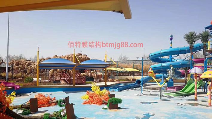 水上乐园膜结构