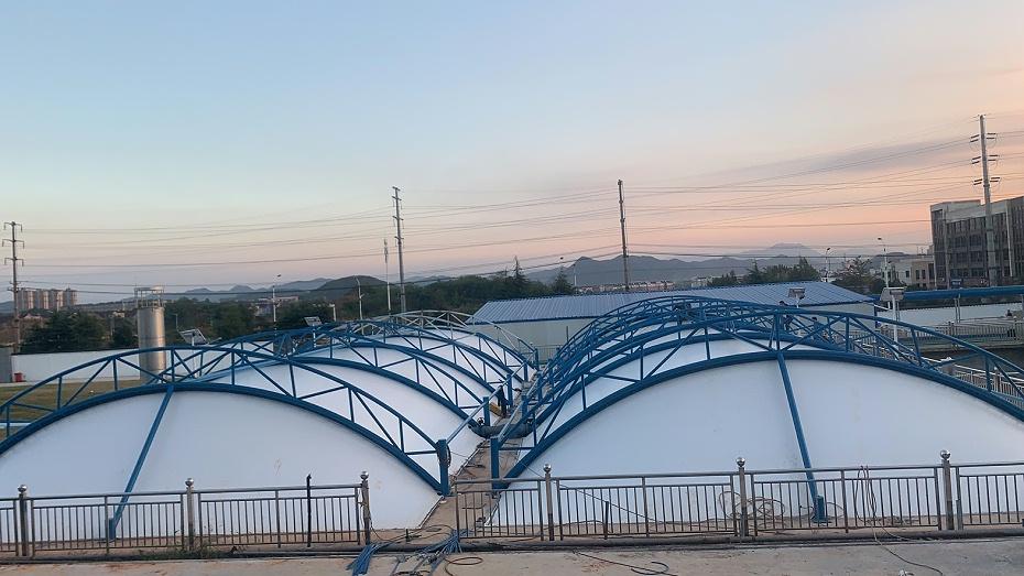 固定式污水池