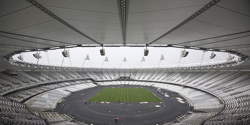 斯特拉特福德奥林匹克体育场膜结构
