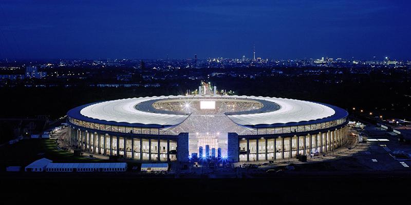 柏林奥林匹克体育场