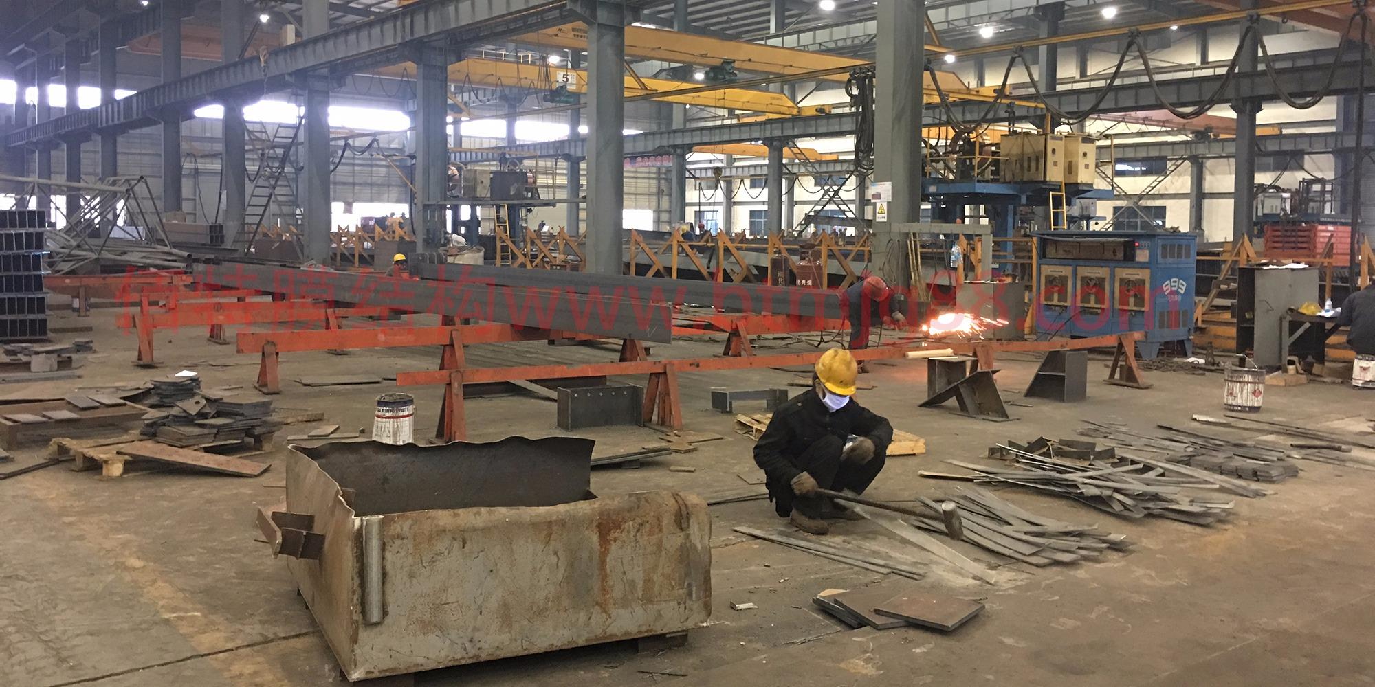 钢结构焊接