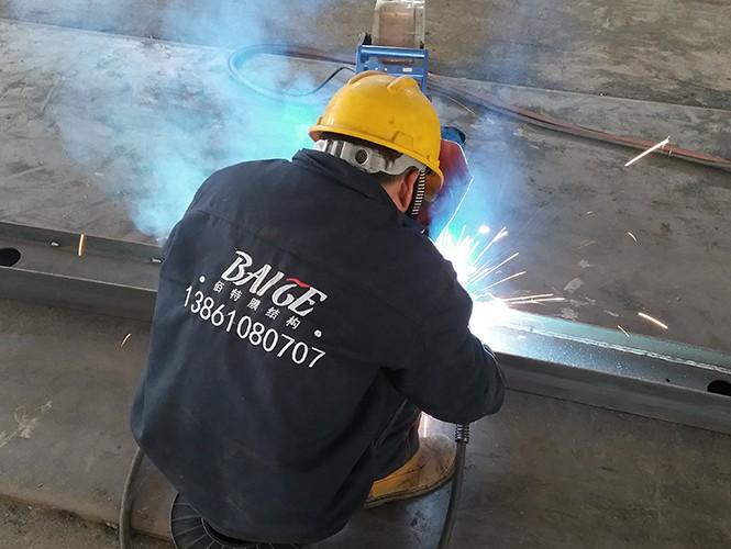 佰特膜结构-焊接师傅