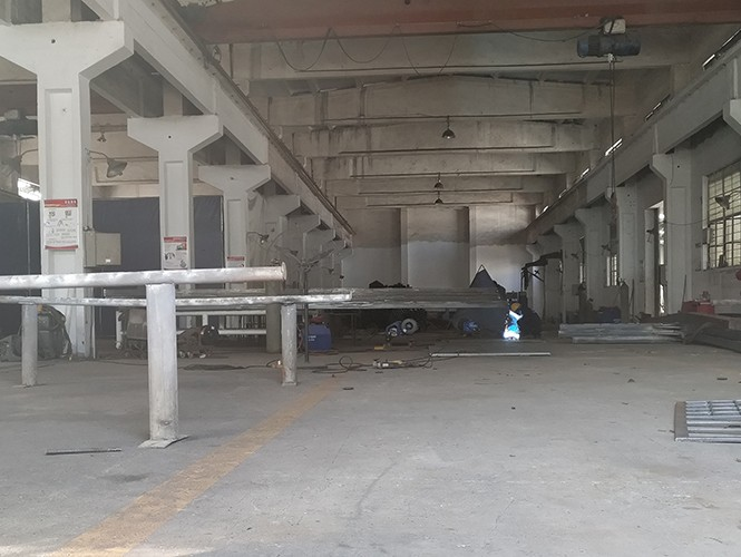 钢结构车间