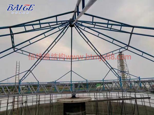 膜结构集气罩