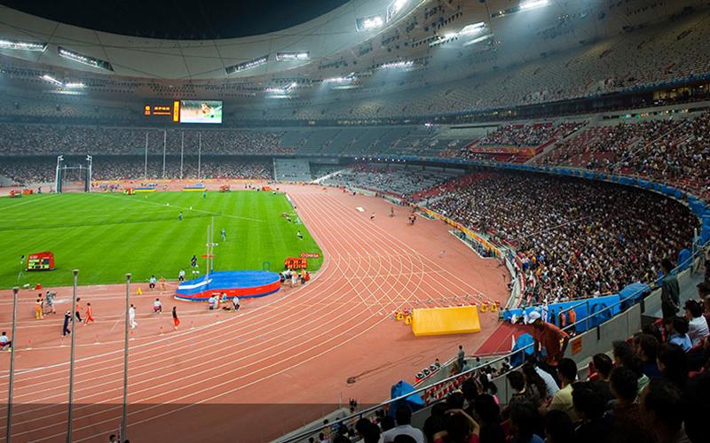 国家体育场膜结构