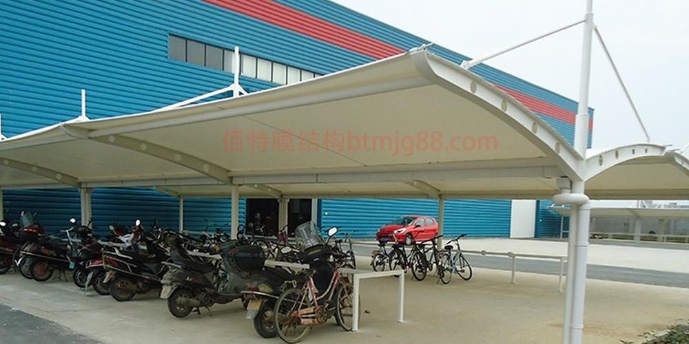无锡膜结构车棚工厂-13606119445