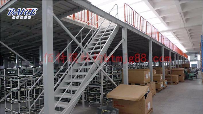 丹阳钢结构平台