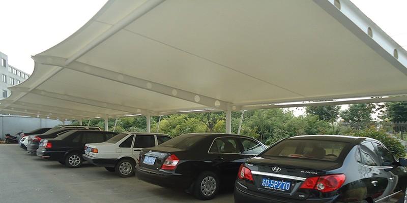 南京膜结构车棚