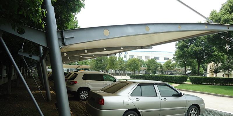 国电膜结构车棚