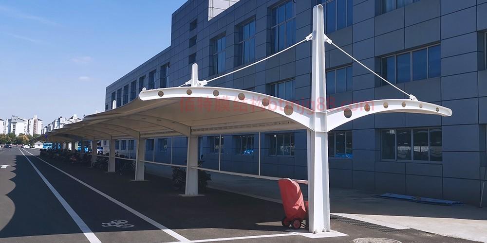 无锡膜结构车棚