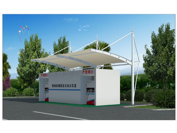 无锡江阴膜结构车棚安装定制-江阴膜结构车棚公司-江阴车棚工程厂家