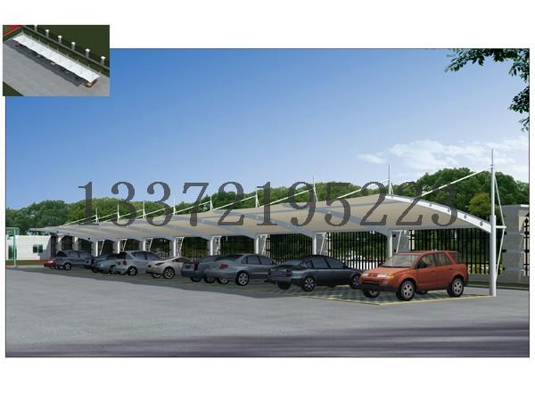 苏州膜结构车棚定制-苏州膜结构厂家-膜结构汽车棚-膜结构自行车棚